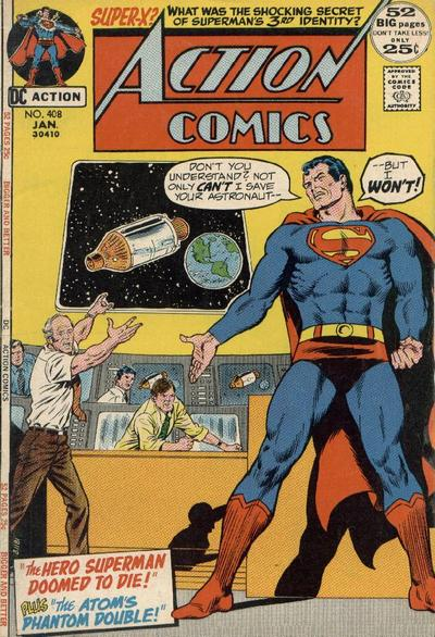 Action Comics Vol 1 408