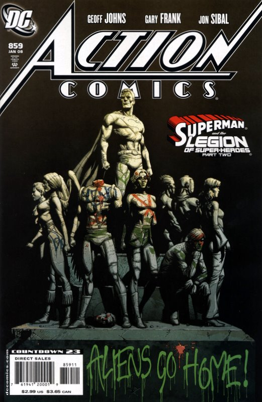 Action Comics Vol 1 859
