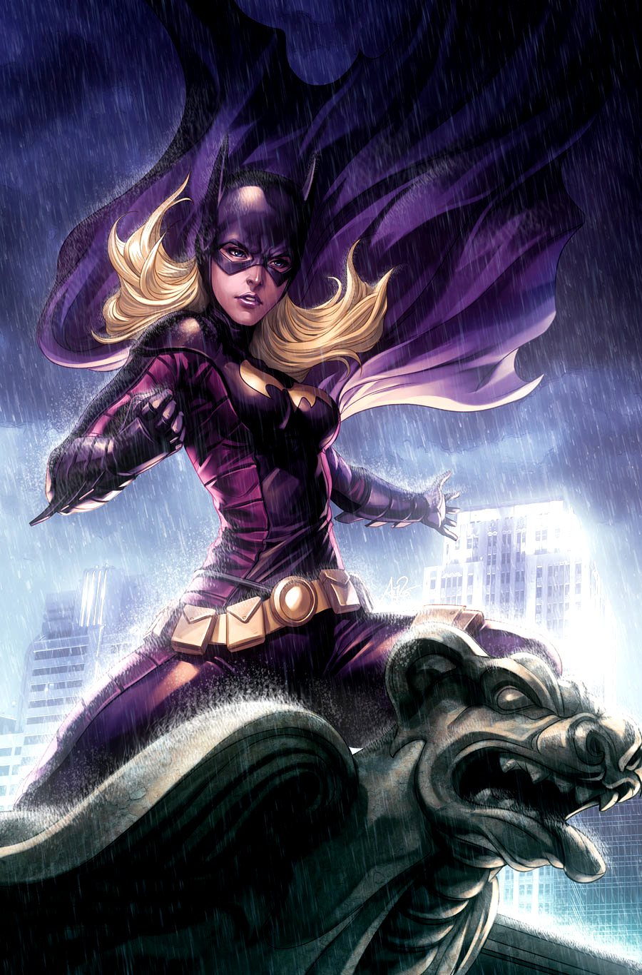 Batgirl: Stephanie Brown Vol 1 (Collected)