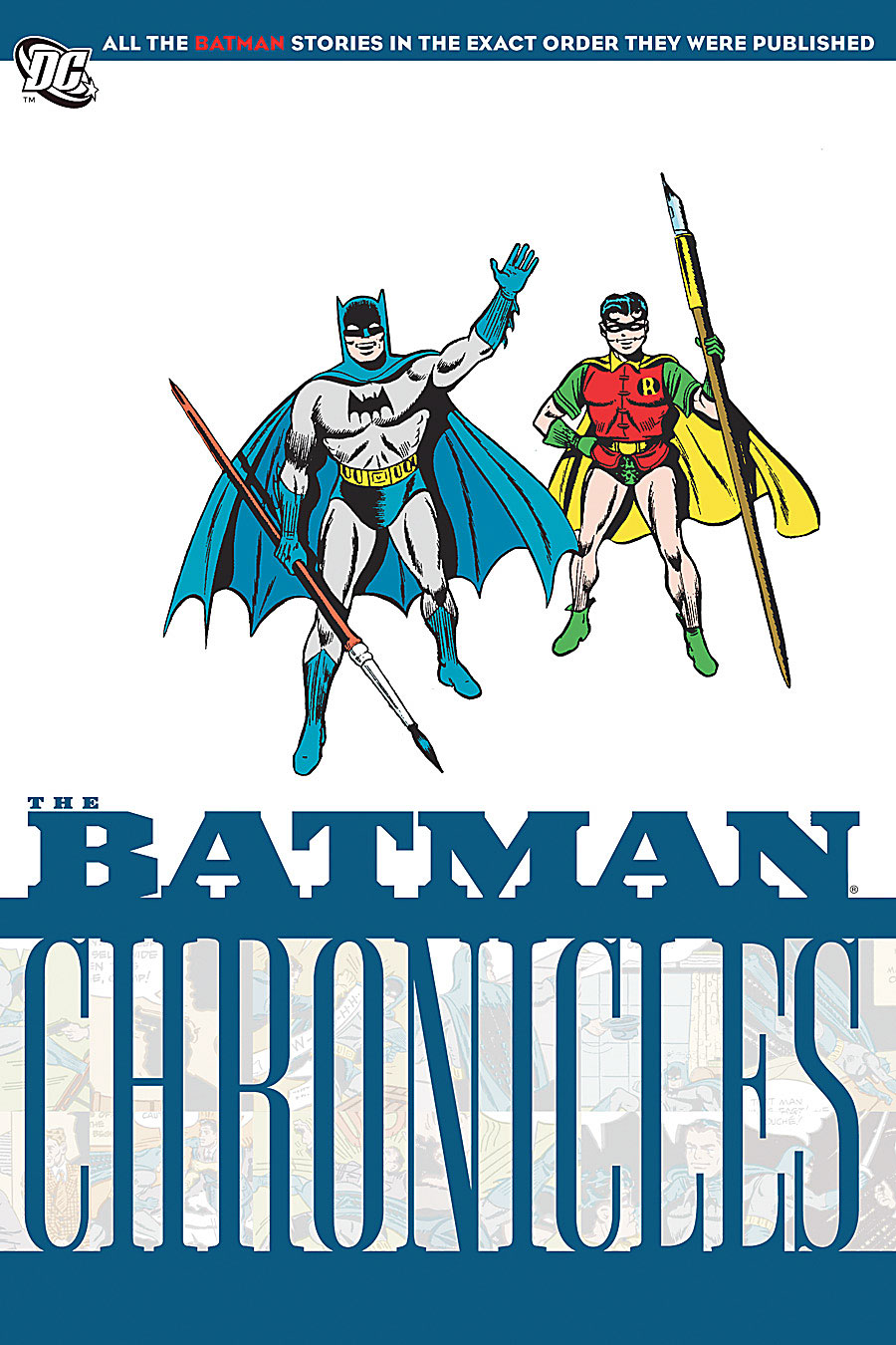 Batman Chronicles Vol 8 (Collected)