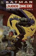 Batman Judge Dredd The Ultimate Riddle Vol 1 1