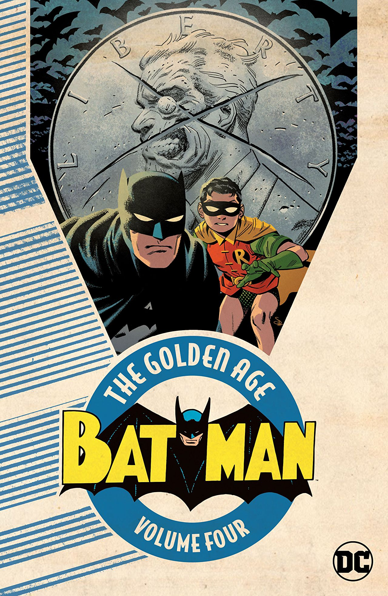 Batman: The Golden Age Vol. 4 (Collected)