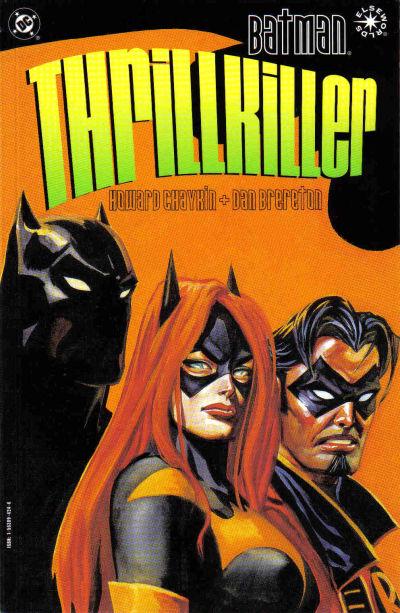 Thrillkiller Vol 1
