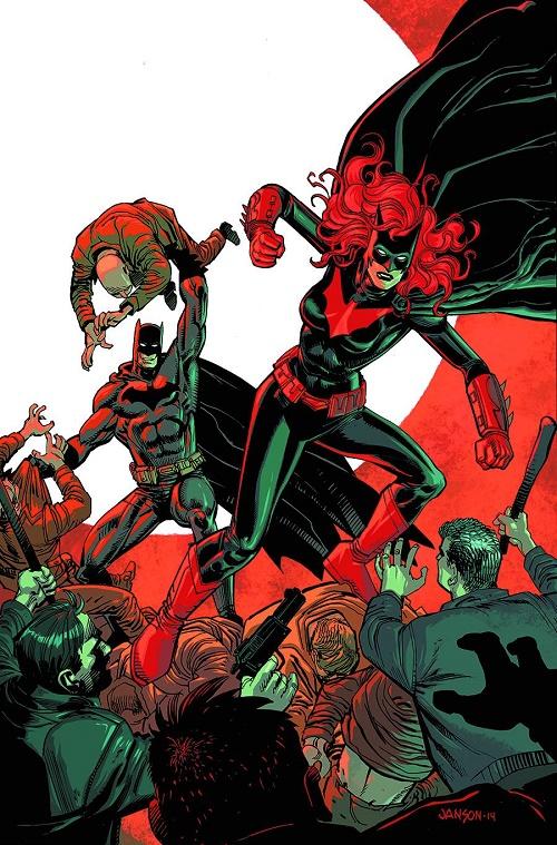 Batwoman Vol 2 33 Textless Batman 75th Anniversary Variant.jpg