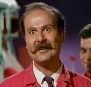 Colonel Gumm (Batman 1966 TV Series)