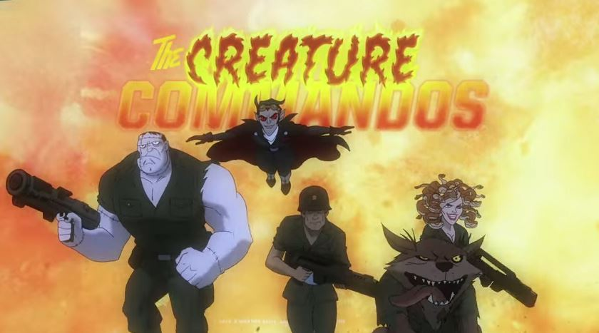 Creature Commandos (Shorts) Episode: Trailer