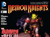 Demon Knights Vol 1 9