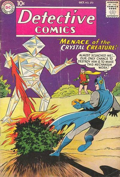Detective Comics Vol 1 272