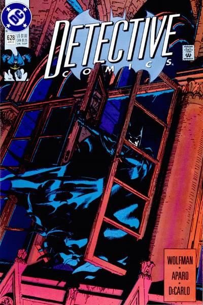 Detective Comics Vol 1 628