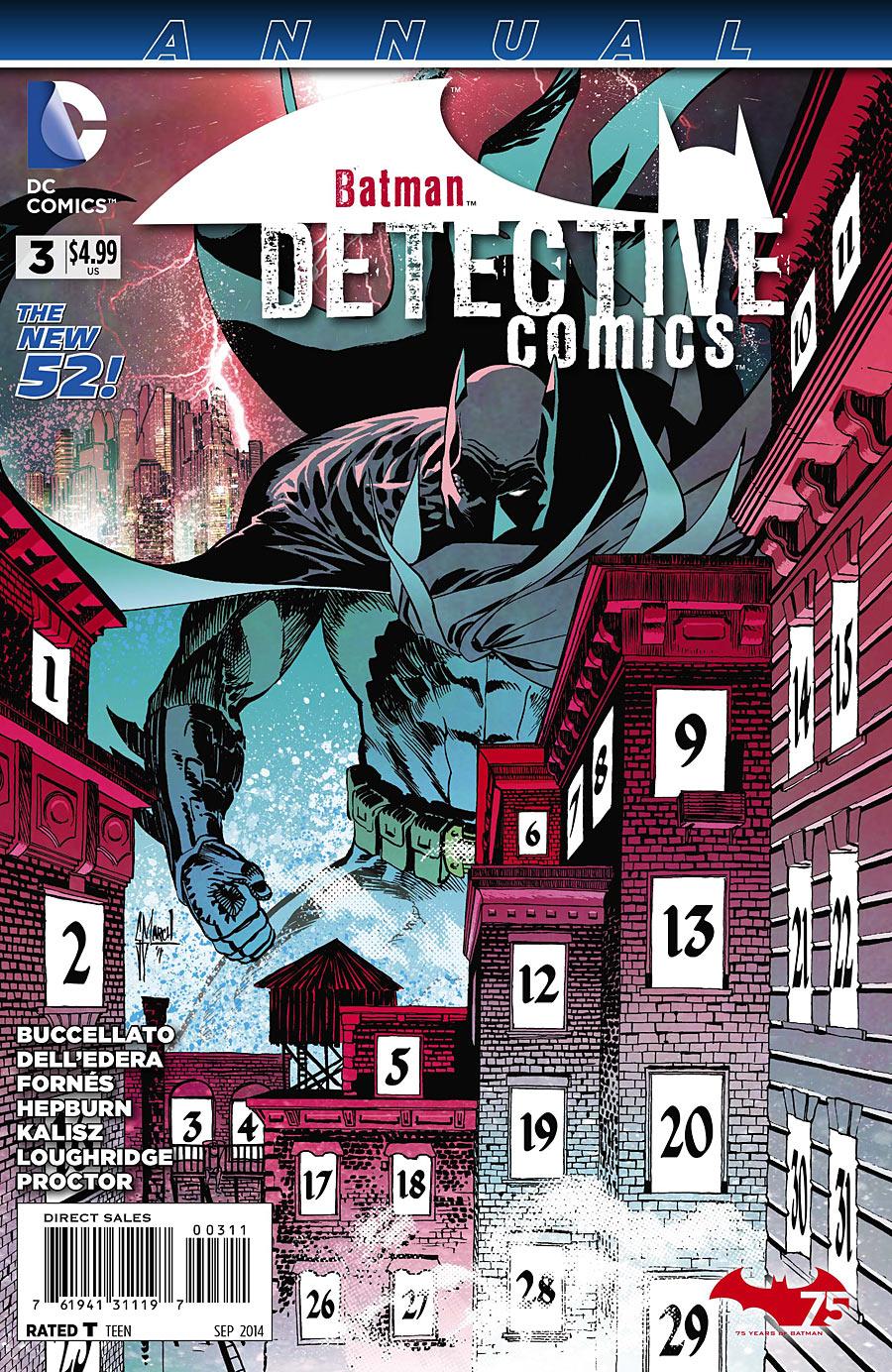 Detective Comics Annual Vol 2 3