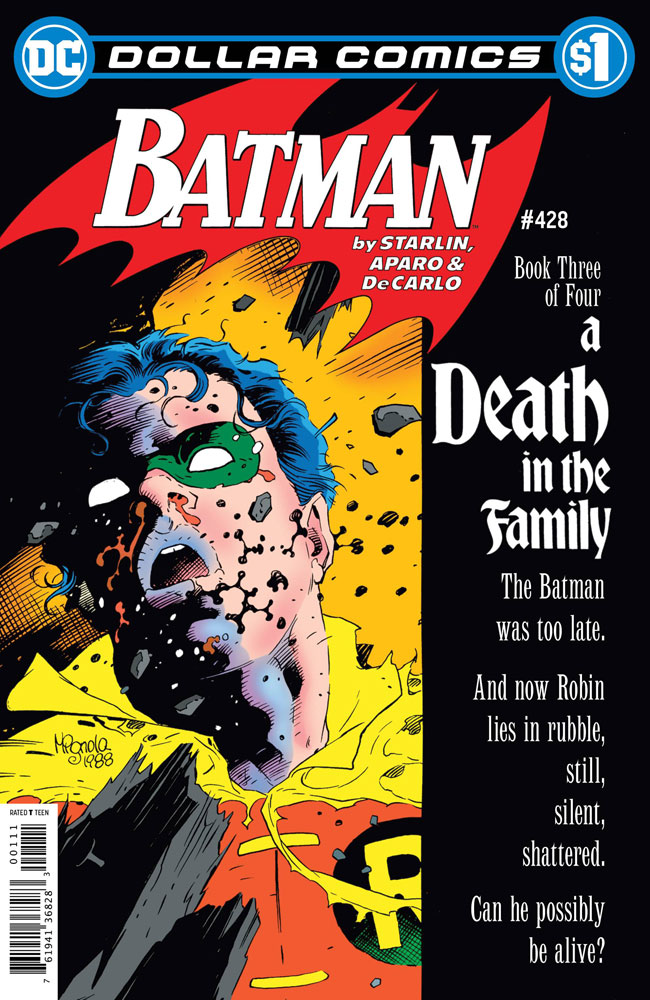 Dollar Comics: Batman Vol 1 428