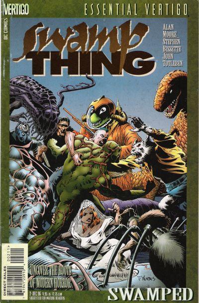 Essential Vertigo: Swamp Thing Vol 1 2