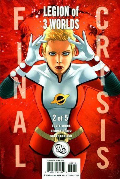 Final Crisis: Legion of 3 Worlds Vol 1 2
