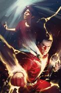 Future State Shazam! Vol 1 1 Textless Variant