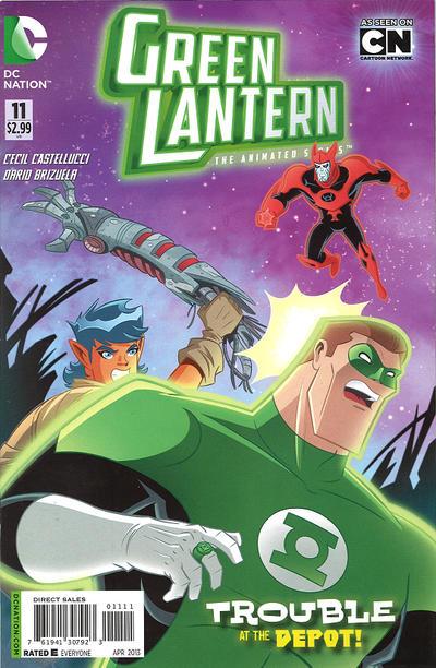 Green Lantern: The Animated Series Vol 1 11
