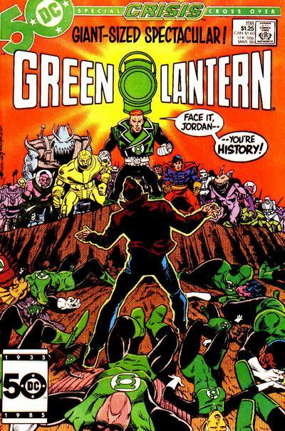 Green Lantern Vol 2 198