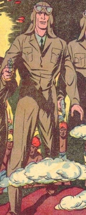 Gunner Bill (Earth-Two)