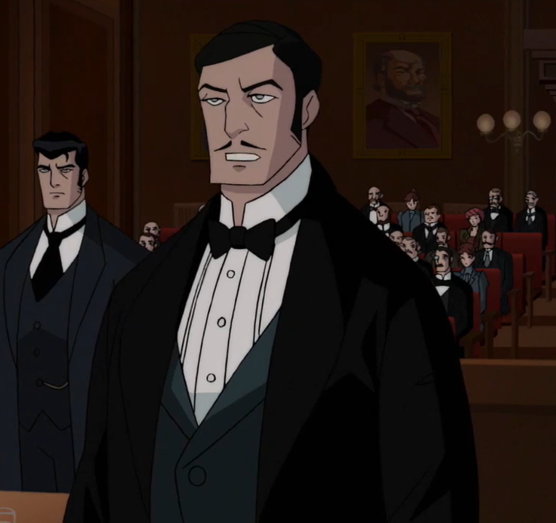 Harvey Dent (Gotham by Gaslight Movie)