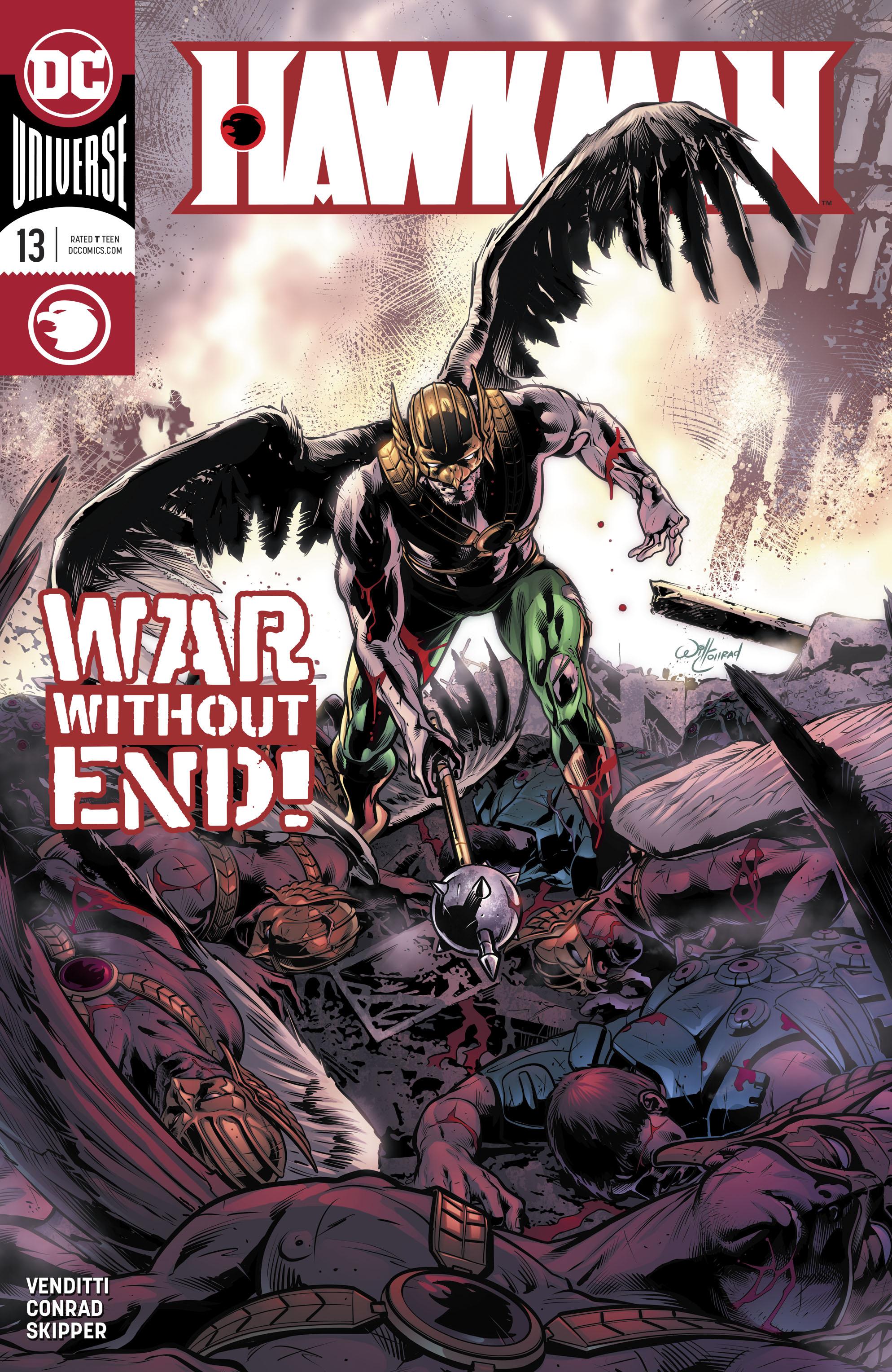Hawkman Vol 5 13