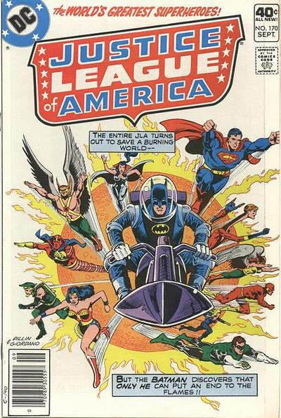 Justice League of America Vol 1 170