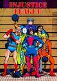 Justice League Antarctica 001