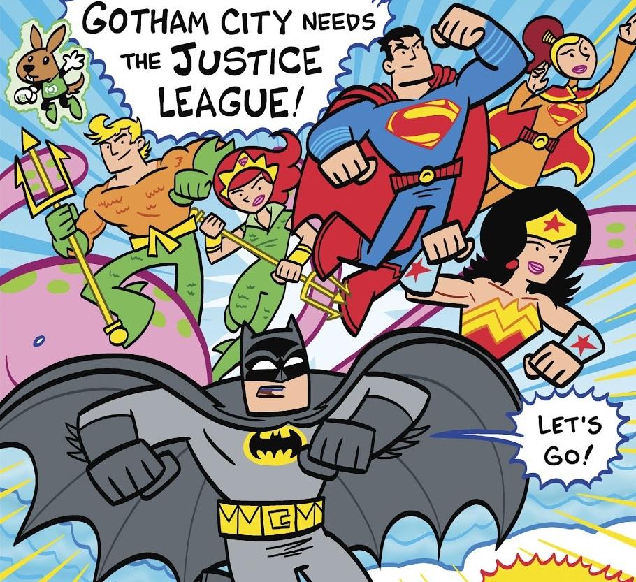 Justice League (Tiny Titans)