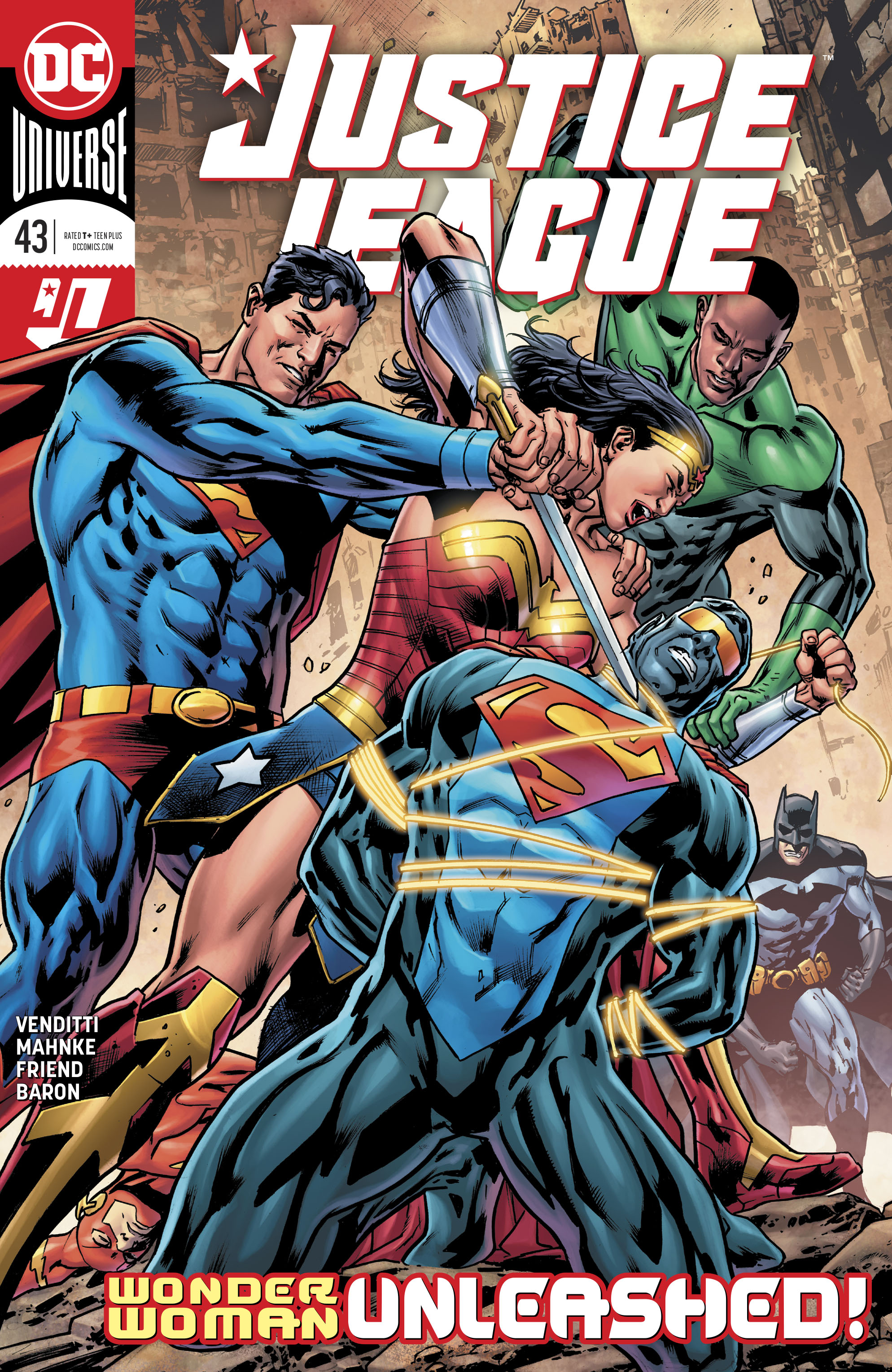 Justice League Vol 4 43