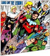 Legion of Super-Heroes Castles in the Air 001