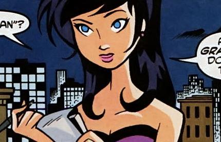 Lois Lane (Legion of Super-Heroes TV Series)