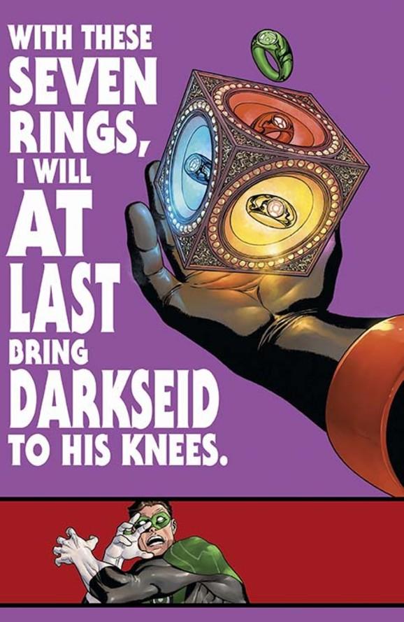 Green Lantern: Godhead