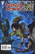 Ninja Scroll Vol 1 2