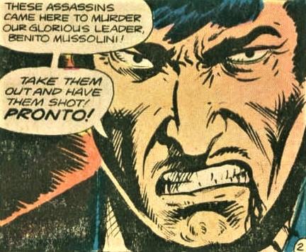Salvatore Dante (Earth-One)
