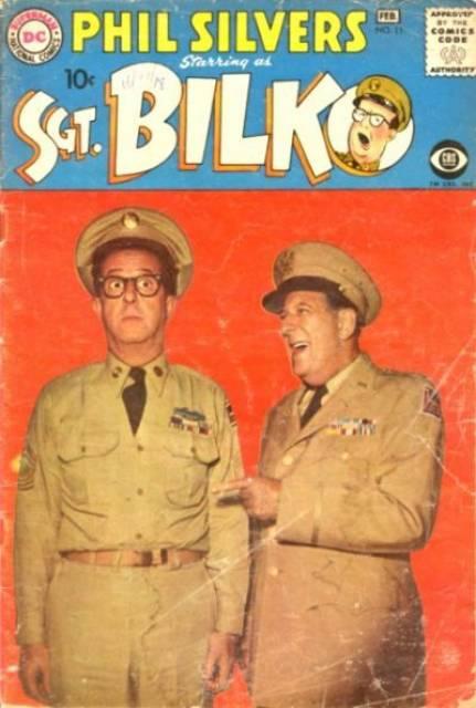 Sergeant Bilko Vol 1 11
