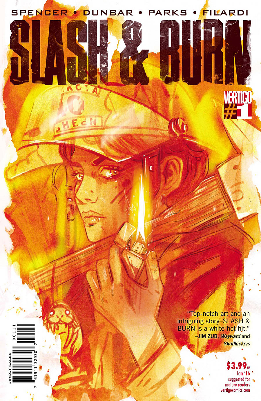 Slash & Burn Vol 1