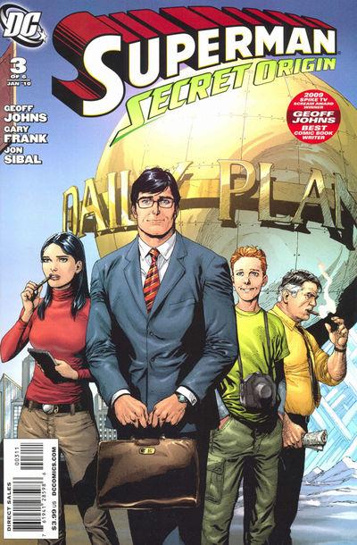 Superman: Secret Origin Vol 1 3