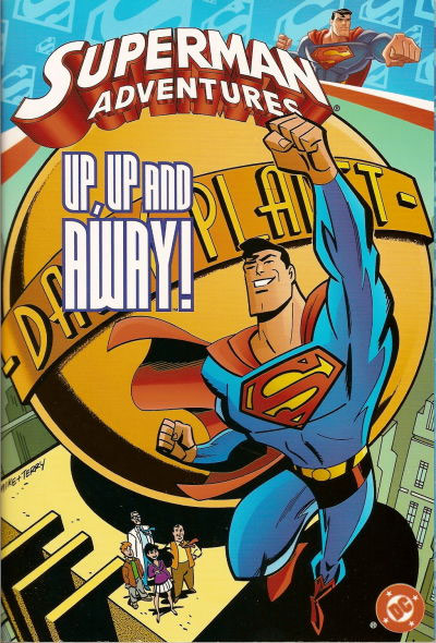 Superman Adventures: Up, Up, and Away! (Collected)