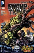 Swamp Thing Vol 5 8