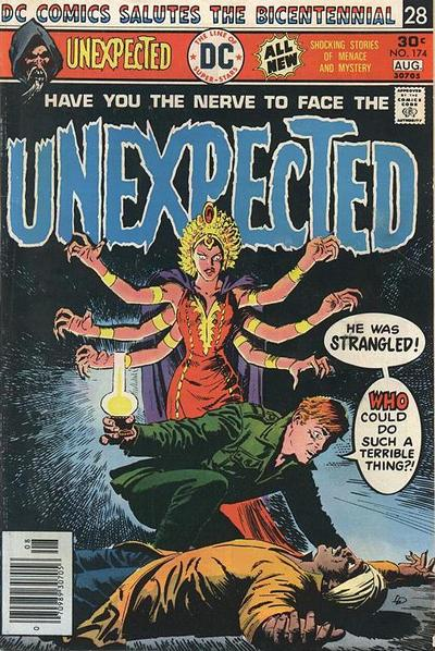 The Unexpected Vol 1 174