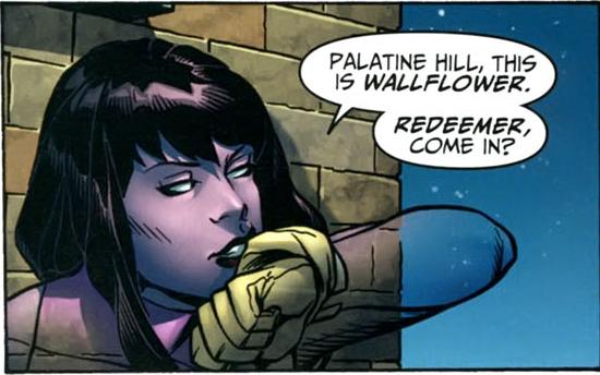 Wallflower (Wildstorm Universe)