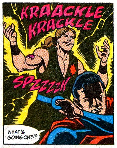 Wildstar (Superboy TV Series)