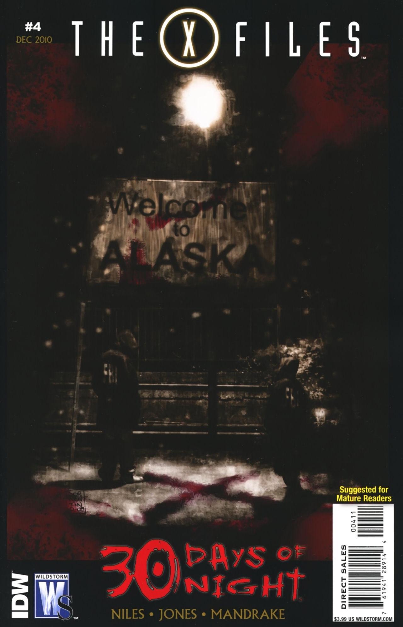 X-Files/30 Days of Night Vol 1 4
