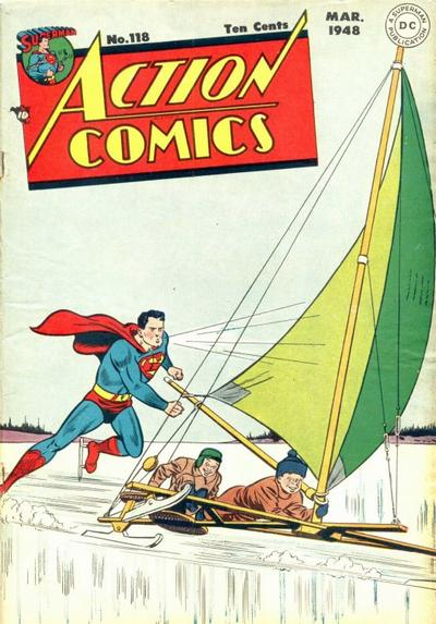 Action Comics Vol 1 118
