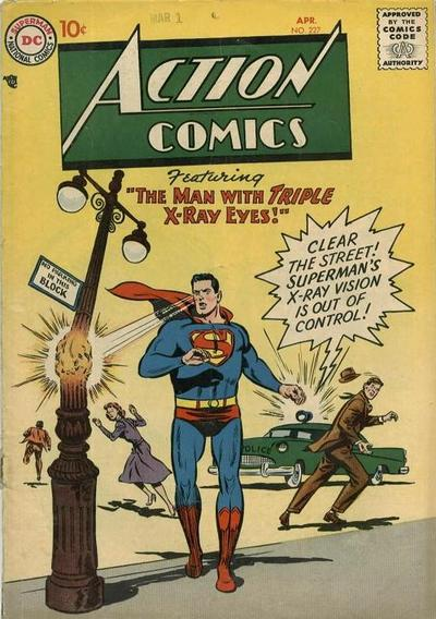 Action Comics Vol 1 227