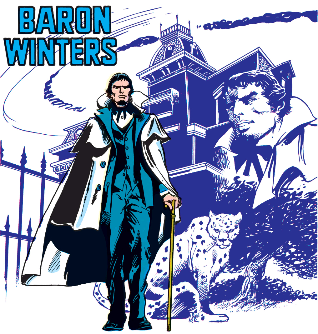 Baron Winters (New Earth)