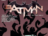 Batman: Night of the Owls (Collected)
