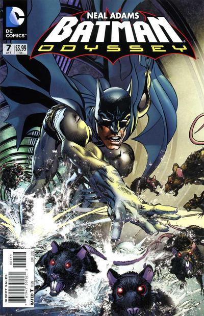 Batman: Odyssey Vol 2 7