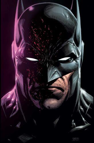 Textless Batman Variant