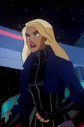 Black Canary Crisis on two earths