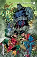 Challenge of the Super Sons Vol 1 2 Variant