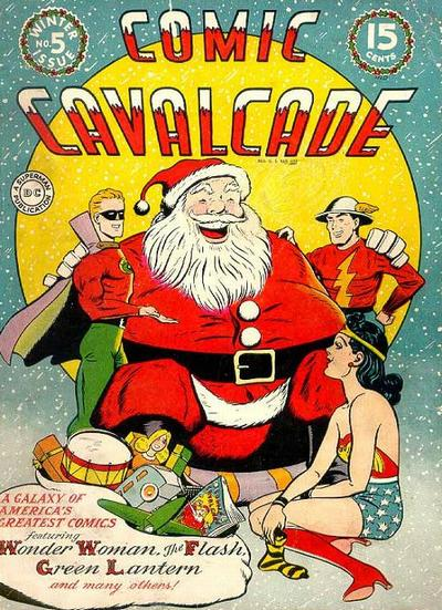 Comic Cavalcade Vol 1 5